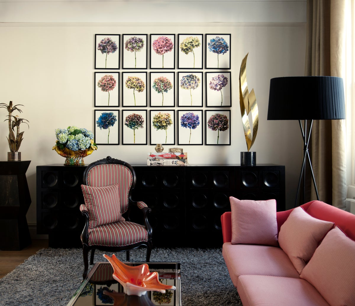 Eclectic Living Room in London, GB by Maddux Creative