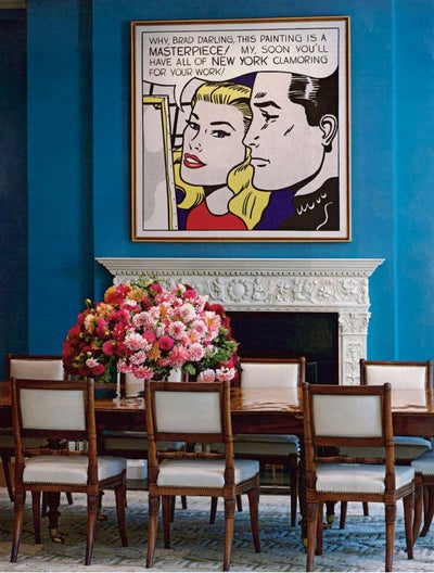Kristen McGinnis Design - Park Avenue Residence