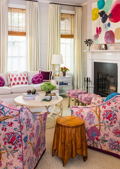 Sara Gilbane Interiors - Upper East Side