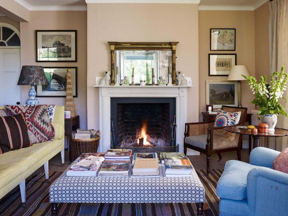 the old parsonage by ben pentreath. Black Bedroom Furniture Sets. Home Design Ideas