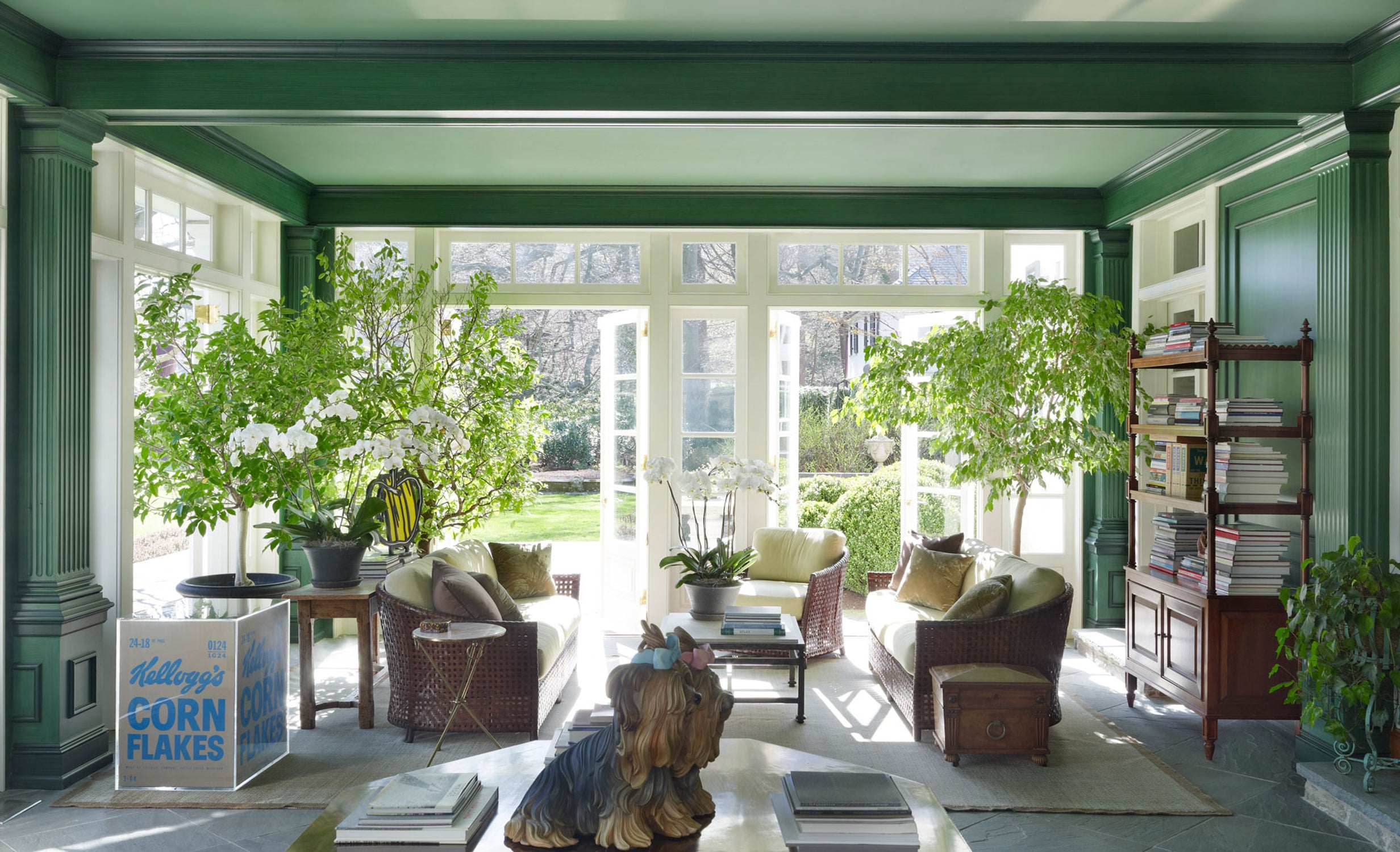 Excellent Sun Room By Jayne Design Studio On 1Stdibs Home Interior And Landscaping Palasignezvosmurscom