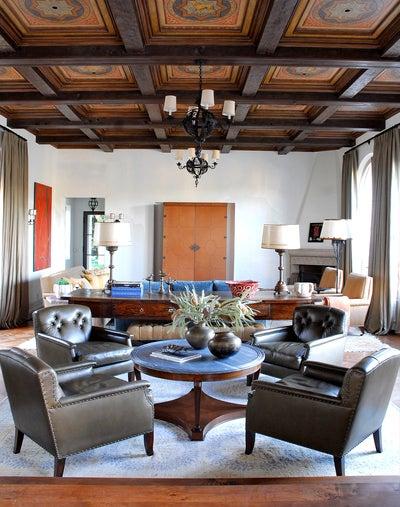 Spanish revival by madeline stuart - Santa monica interior design firms ...