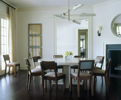 Dining room design ideas pictures on 1stdibs for Dining room jockey hollow
