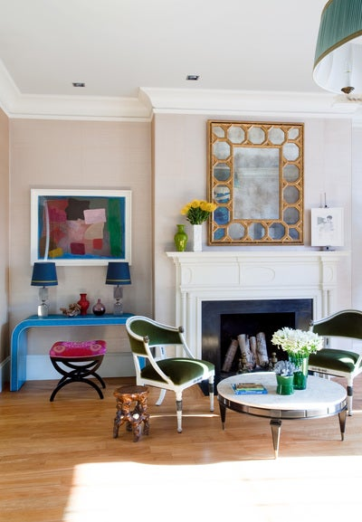 Boston Back Bay Apartment By Frank Roop Design Interiors