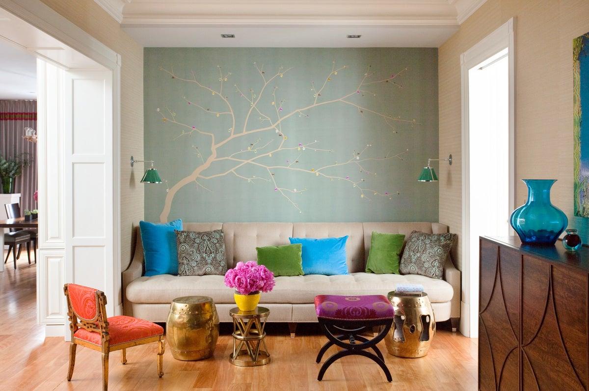 Frank Roop living room in boston, mafrank roop design interiors