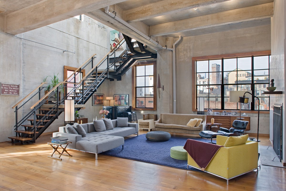 Duplex Loft By Michael Haverland Architect