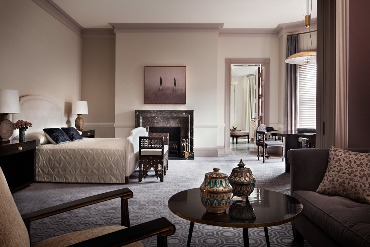 Transitional Bedroom In Boston Ma By Thad Hayes