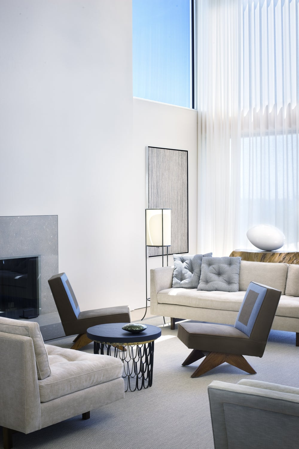 Living Room by Thad Hayes