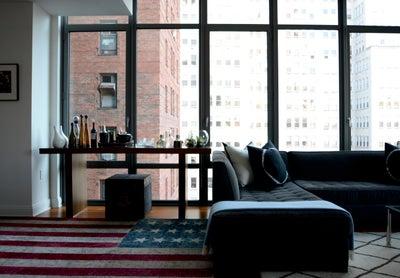 Sasha Bikoff Interior Design - Tribeca Highrise