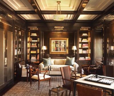 David Kleinberg Design Associates - Park Avenue Residence