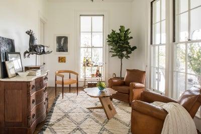 Katie Martinez Design - St. Helena Residence