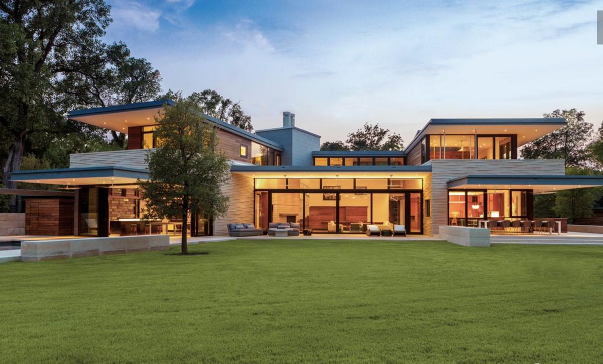 Austin Lake Residence By Vaughn Miller Studio