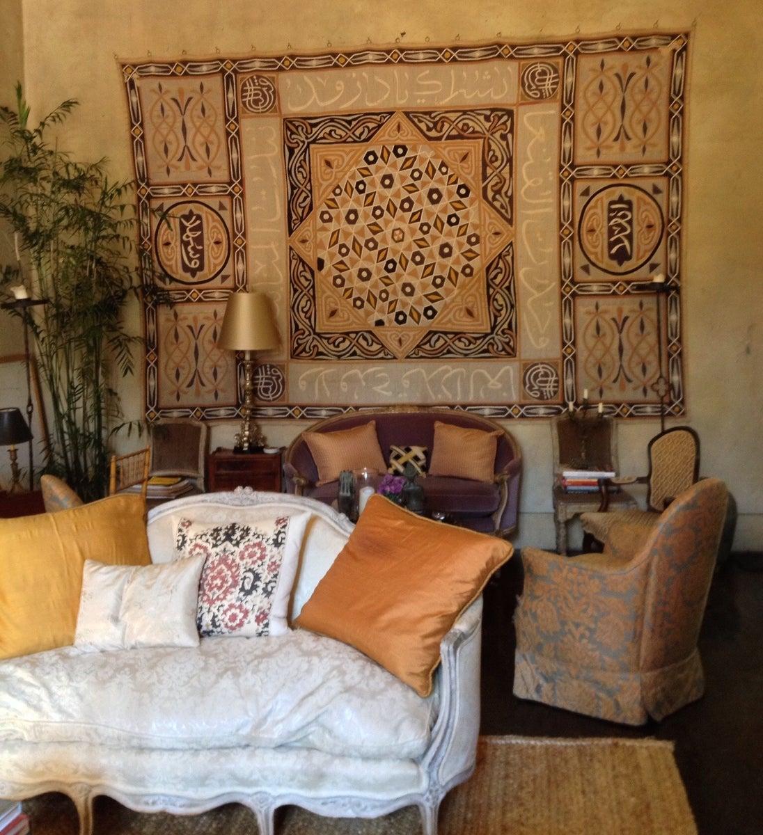 Arte Design In Los Angeles Images: Villa Vallombrosa By Annie Kelly Art + Design