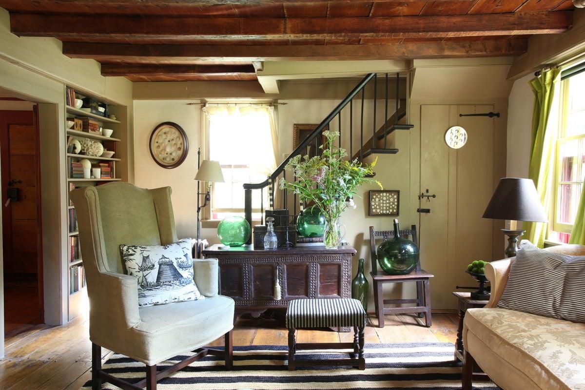 Image Result For American Farmhouse Interior Design