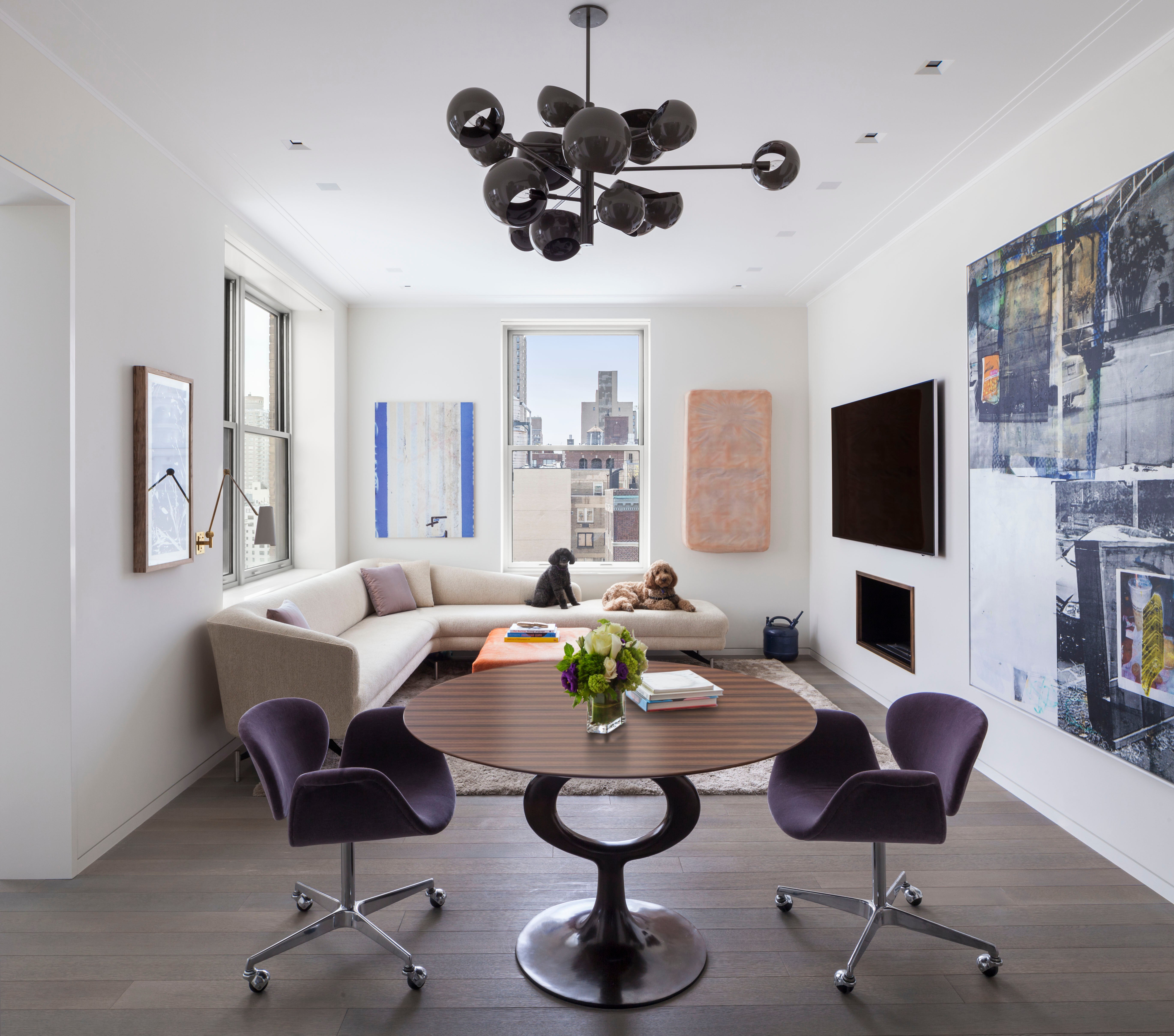 Living Room Furniture North York: Living Room By Steven Harris / Rees Roberts & Partners On