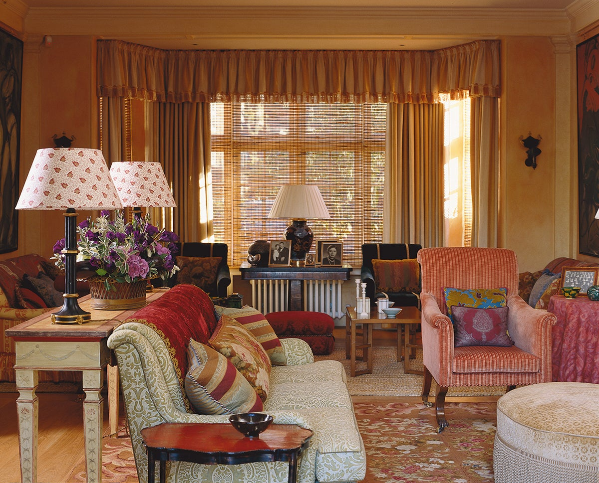 house in london by wendy nicholls by sibyl colefax john fowler. Black Bedroom Furniture Sets. Home Design Ideas