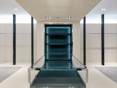Balenciaga women 39 s new york flagship store by ryan korban for Balenciaga new york store