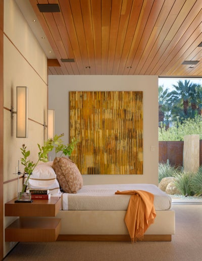 The Wiseman Group Interior Design, Inc. - Palm Springs Residence