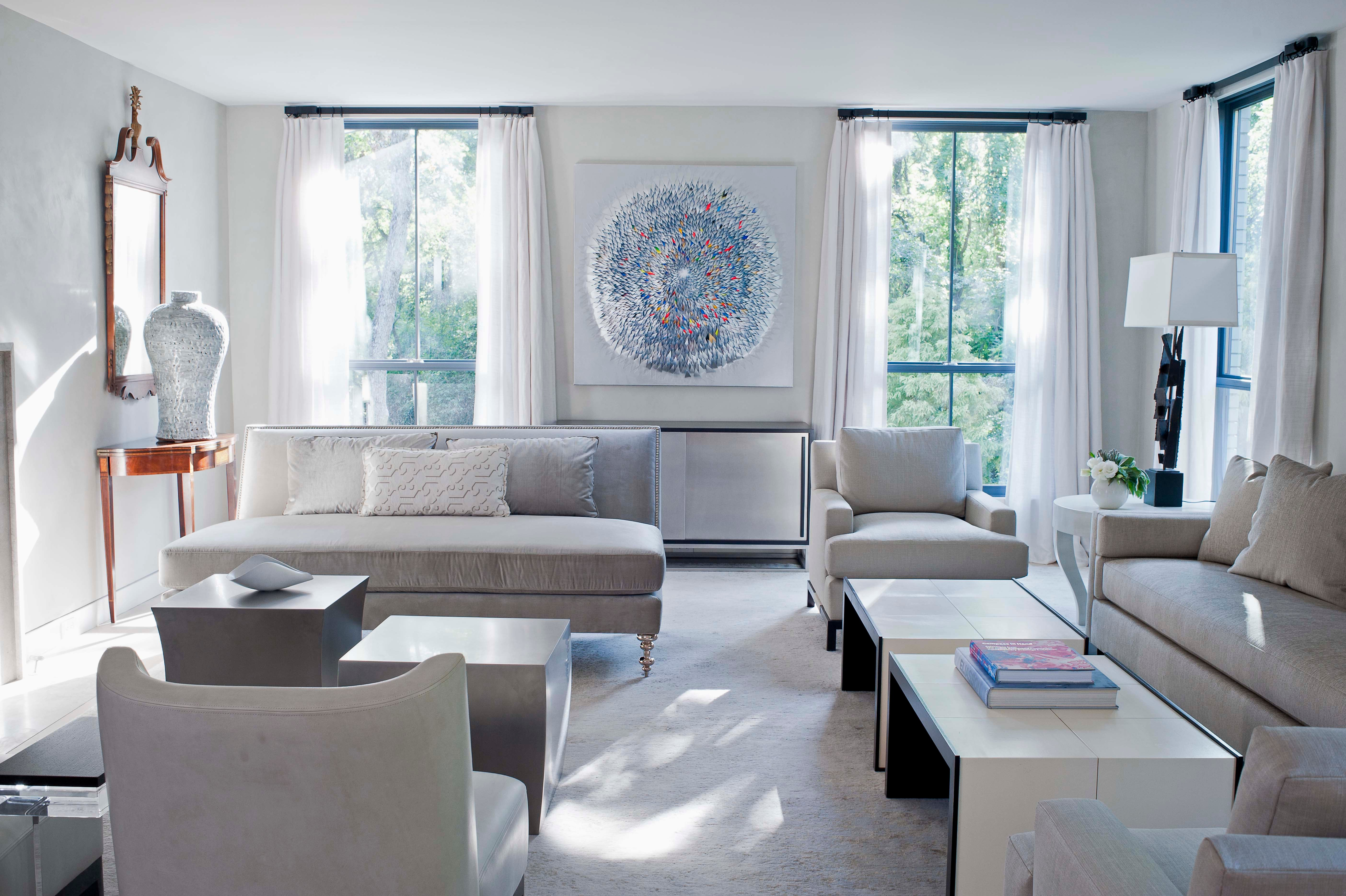 Superbe Living Room By Emily Summers Studio On 1stdibs
