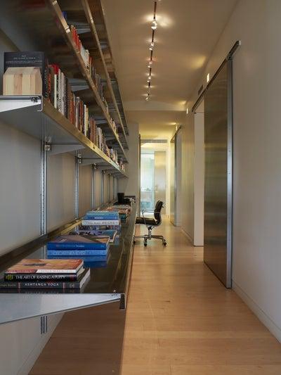 MR Architecture + Decor - Tribeca Penthouse