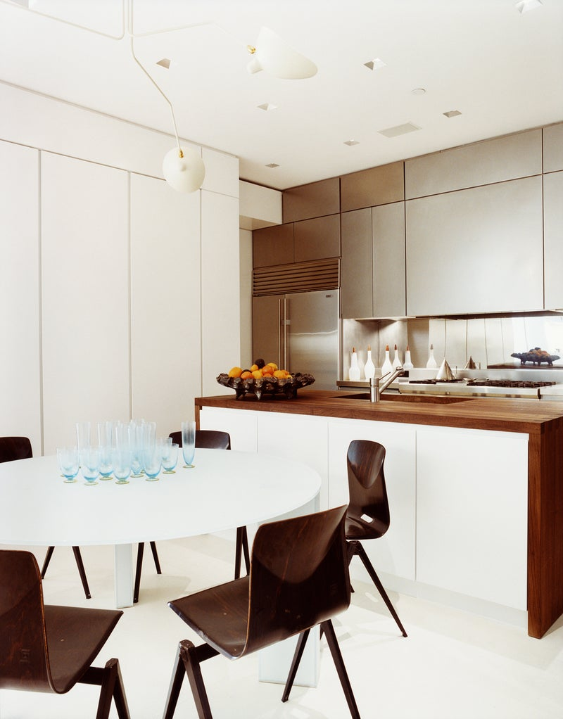Contemporary Modern Kitchen New York Ny By Mr Architecture