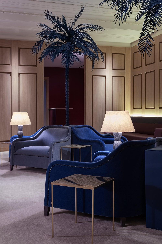 The VIP Reception Area