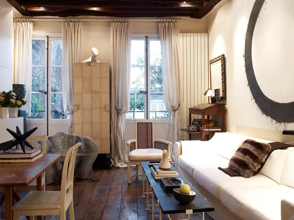 apartment in parisjuan montoya design