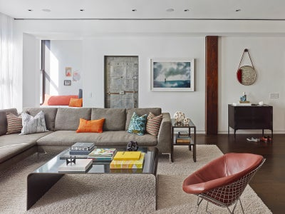 Tamara Eaton Design - Loft On Crosby