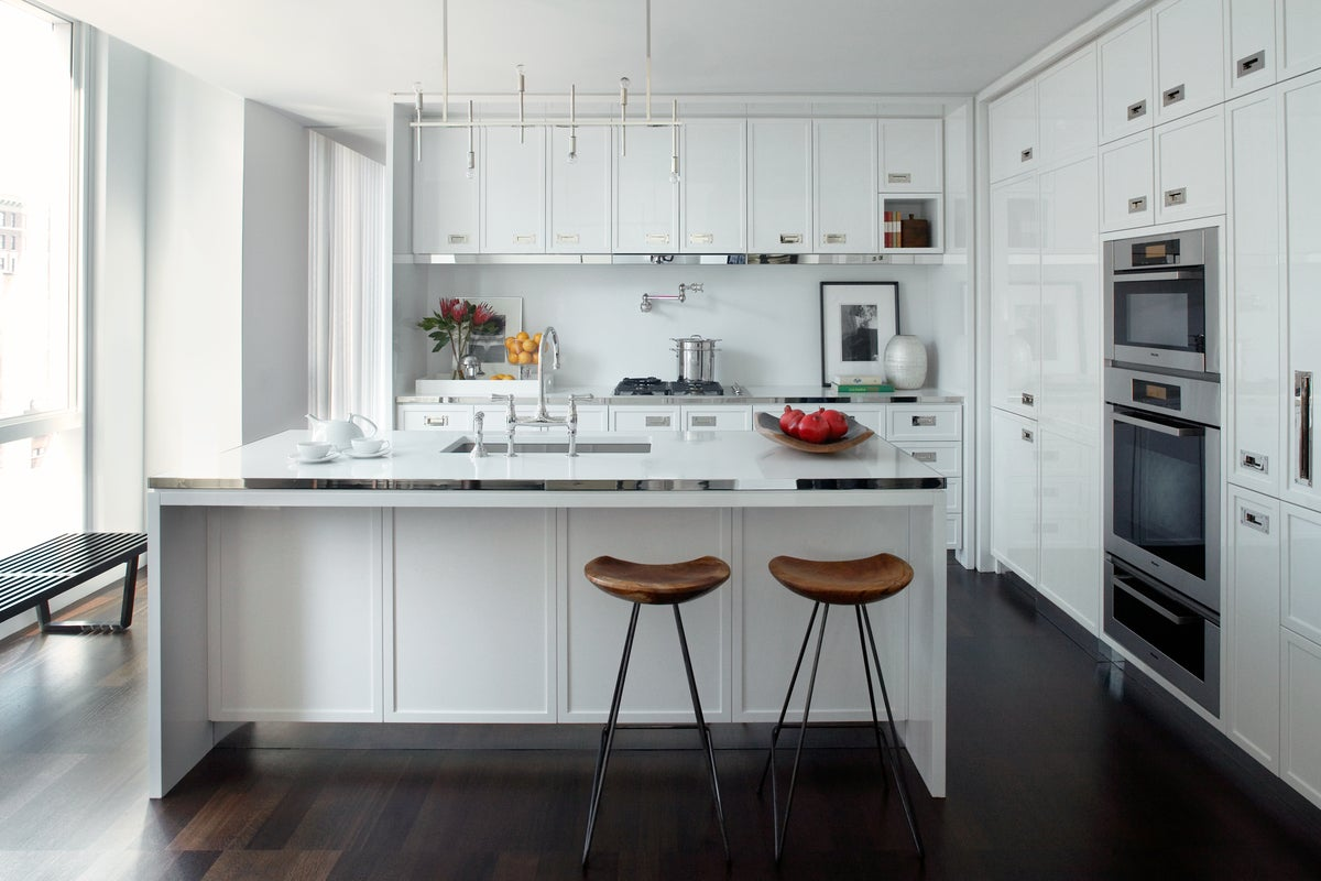 Modern Kitchen In New York Ny By Neal Beckstedt Studio