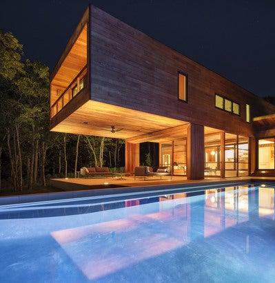 Southampton cabin by tamara eaton design for Lake tahoe architecture firms