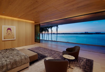Bal Harbour House By Oppenheim Architecture Design
