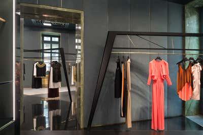Art Deco Retail Open Plan. Lagrange 12 by DIMORESTUDIO.