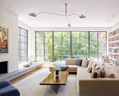 Steven Harris / Rees Roberts & Partners - Upper West Side Townhouse