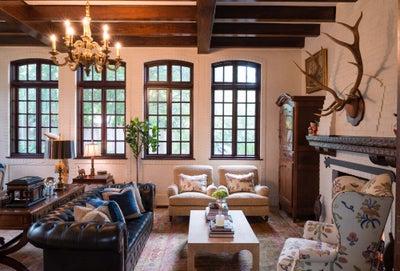 M Interiors - Terrell Hills Tudor