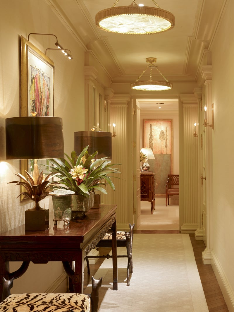 Hallway to master bedroom traditional entry and hall in us by suzanne tucker tucker marks Hallway to master bedroom