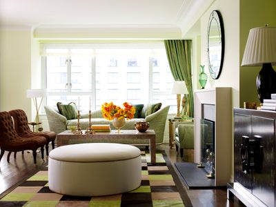 Designer showhouse of new york by drake anderson for Manhattan tan paint color
