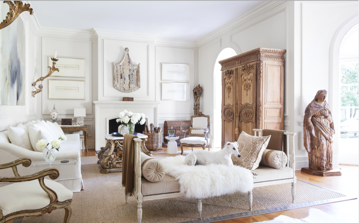 Neoclassical design by tara shaw design for Modern neoclassical interior design