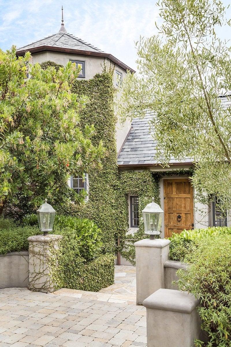 French Exterior by Harte Brownlee & Associates