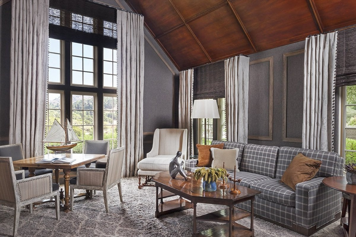 French Living Room By Harte Brownlee Amp Associates