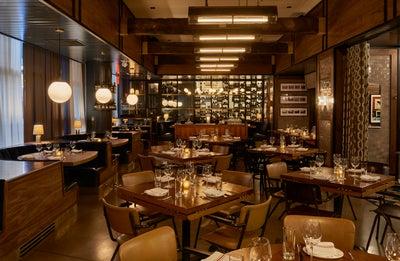 Bowery Meat Company Restaurant New York