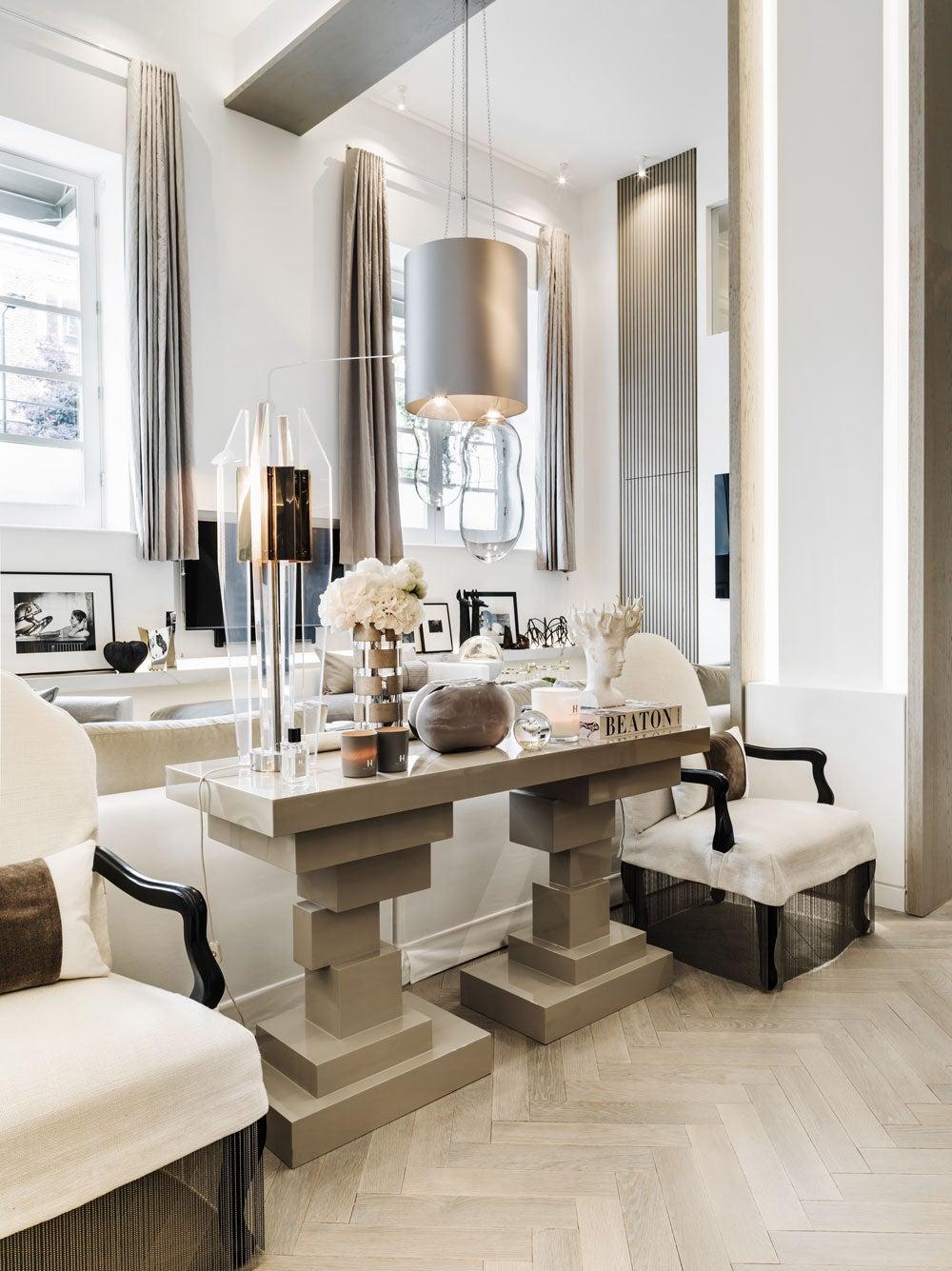 London by Kelly Hoppen Interiors