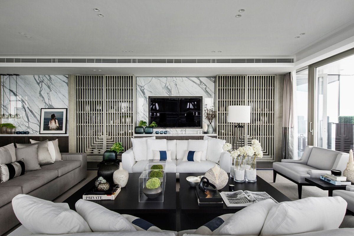 China III by Kelly Hoppen Interiors