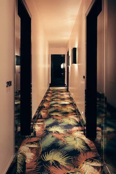 Art Deco Hotel Open Plan. Hotel Saint Marc by DIMORESTUDIO.