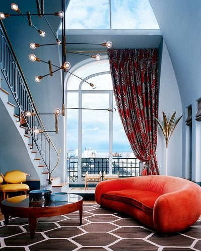 Fendi Vip Apartment By Dimorestudio