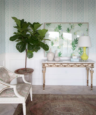 Summer Thornton Design  - Chic Dental Office