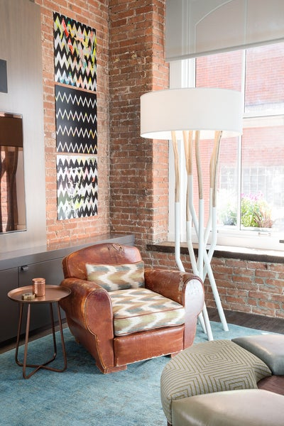 Soho loft by drew mcgukin interiors for Furniture stores nyc soho