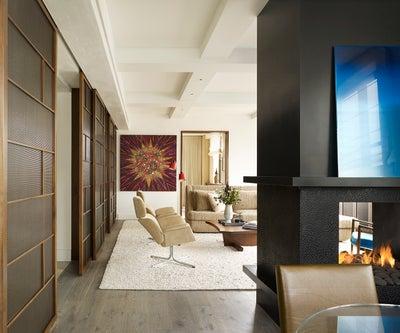 Fox-Nahem Associates - Gramercy Park Penthouse