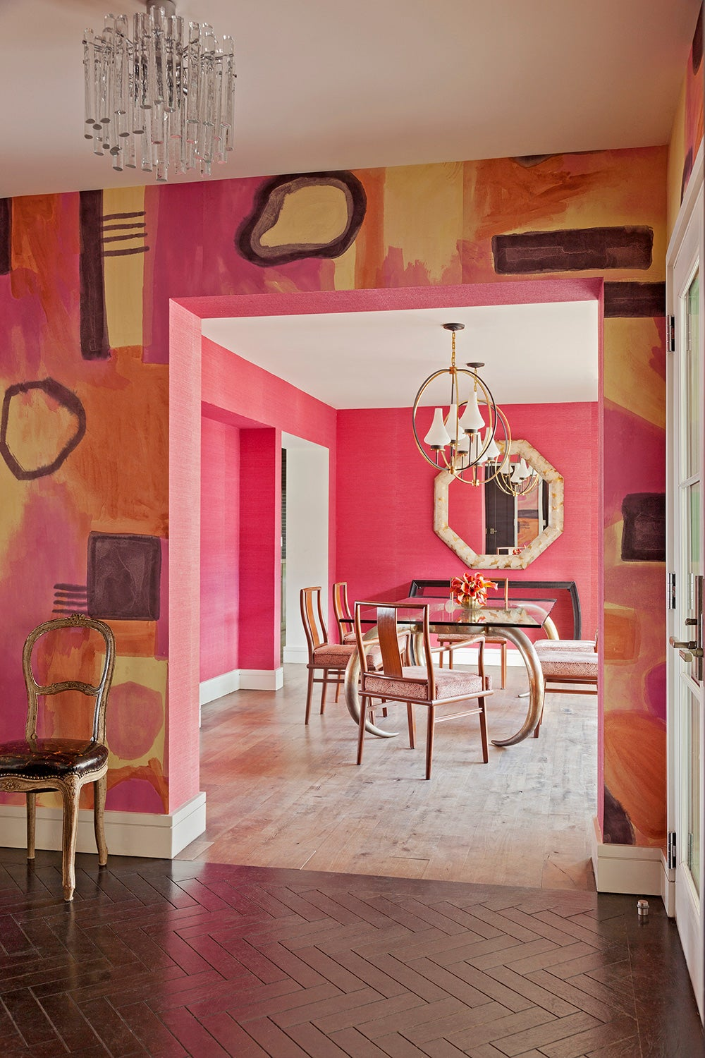 Dining Room By Angie Hranowsky On 1stdibs