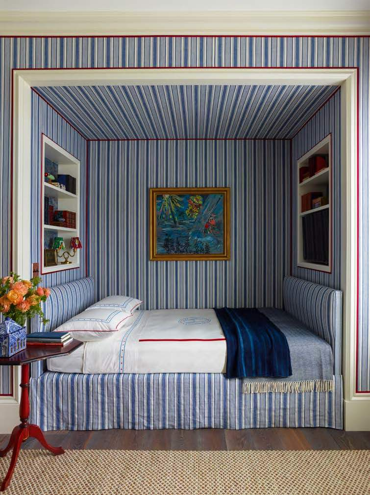Traditional Children's Room in Millbrook, NY by Katie Ridder Inc.