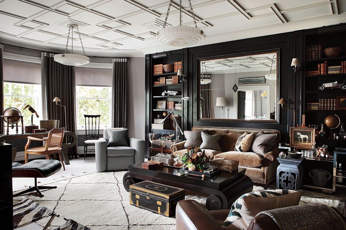 Chelsea Apartment By Hubert Zandberg Interiors